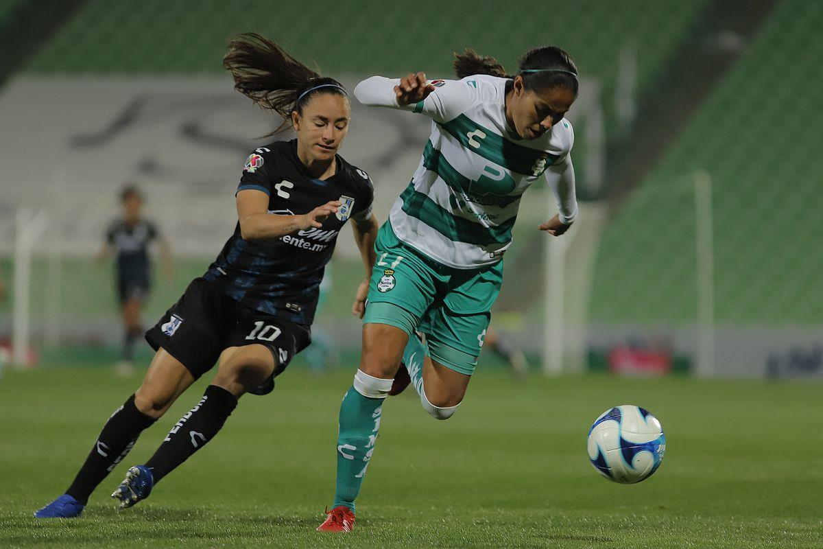 Santos Laguna v Queretaro - Torneo Guard1anes 2021 Liga MX Femenil