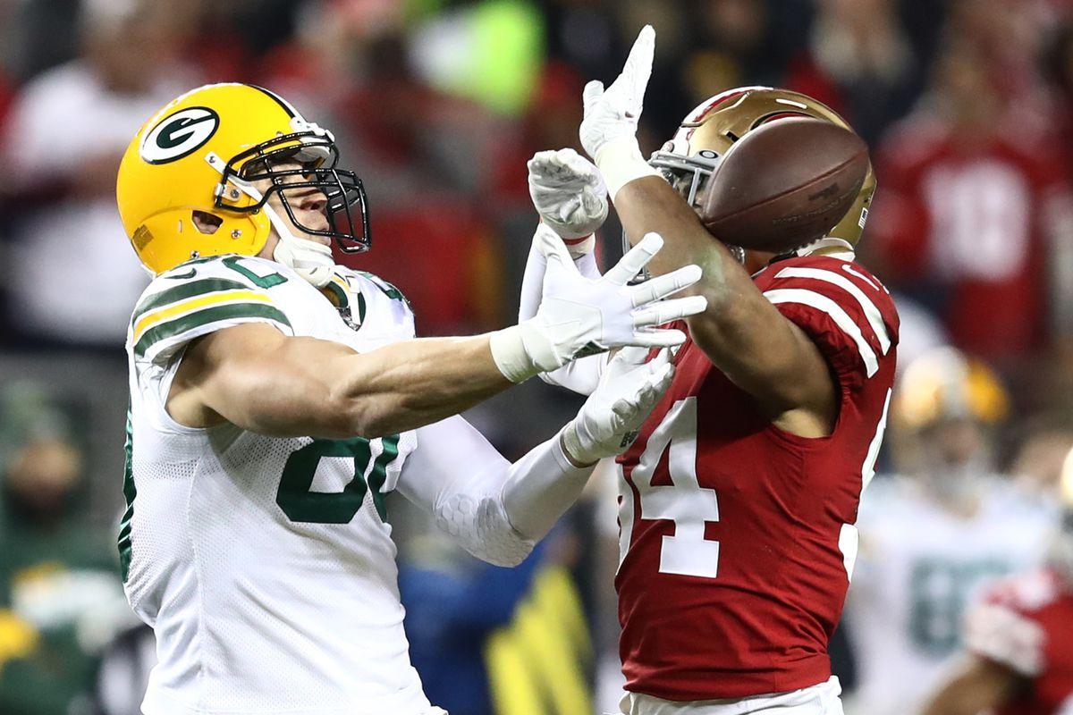 NFC Championship - Green Bay Packers v San Francisco 49ers