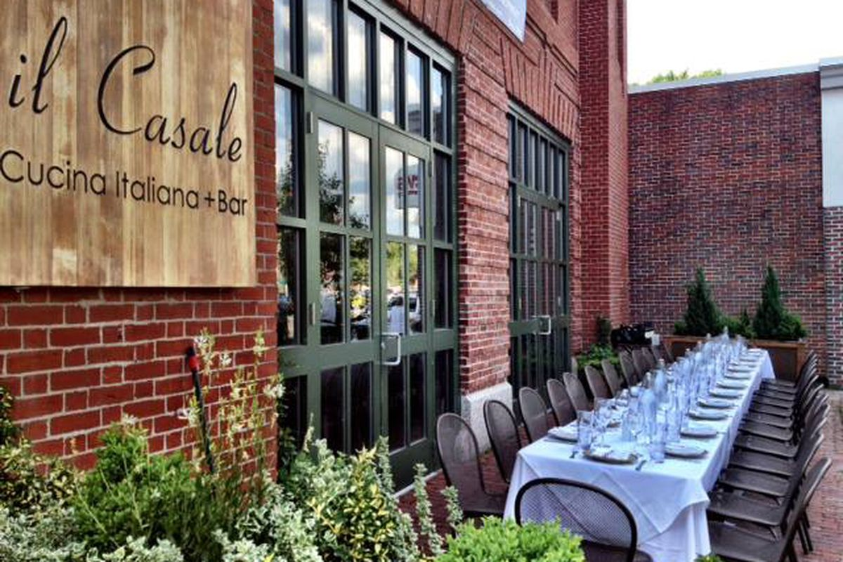 A New Il Casale Opens In Lexington This Spring Eater Boston