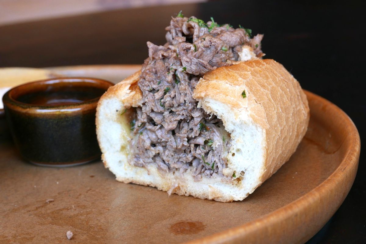 French Dip Sandwich Los Angeles