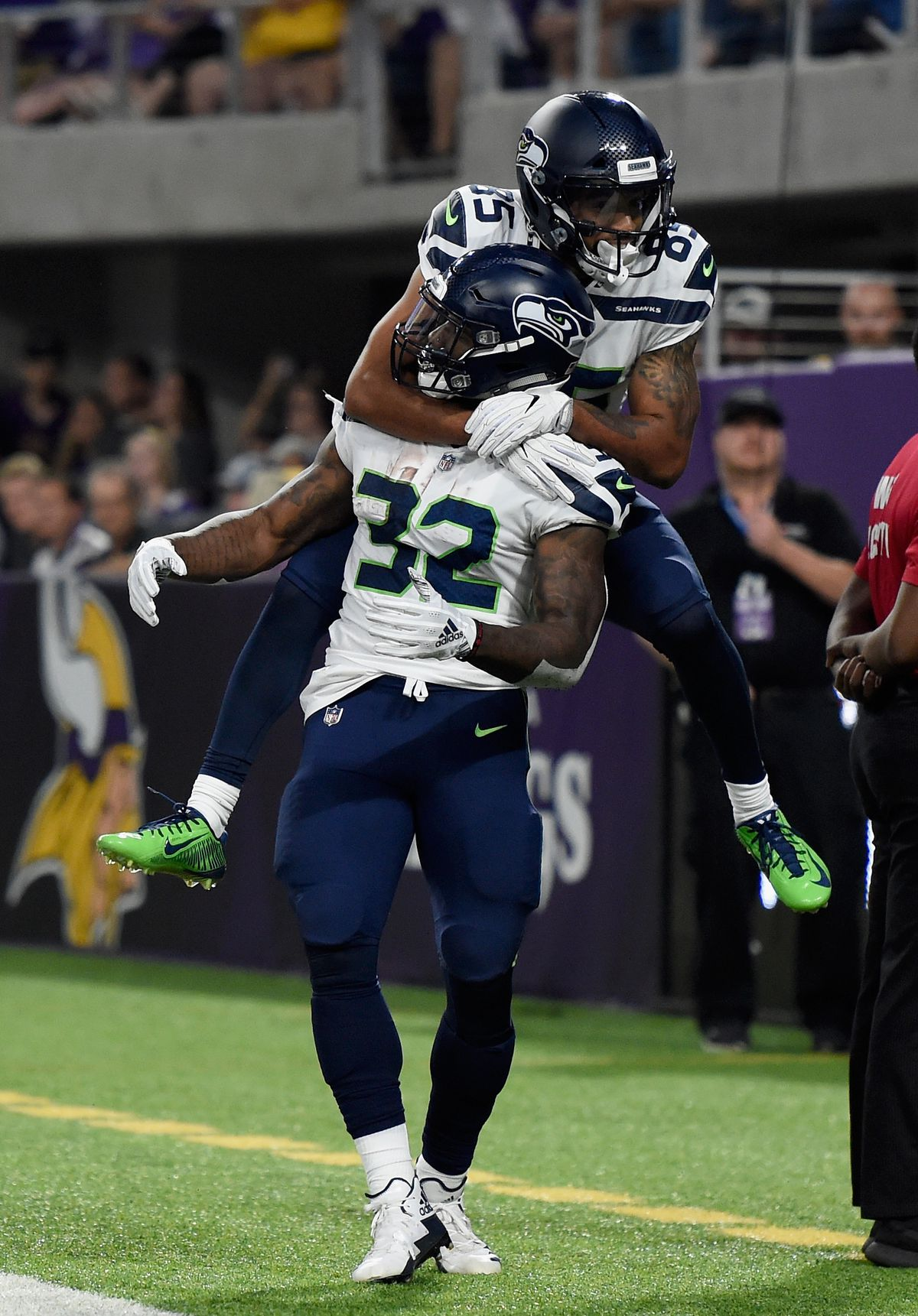 Where are They Now  Catching Up With Seattle Seahawks WR and Former ... ac91c91f31f10