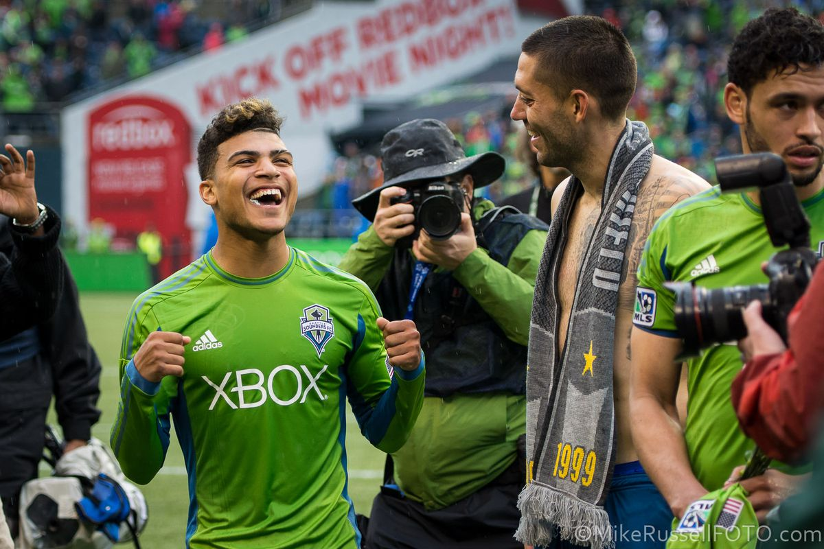 Sounders win Supporters' Shield