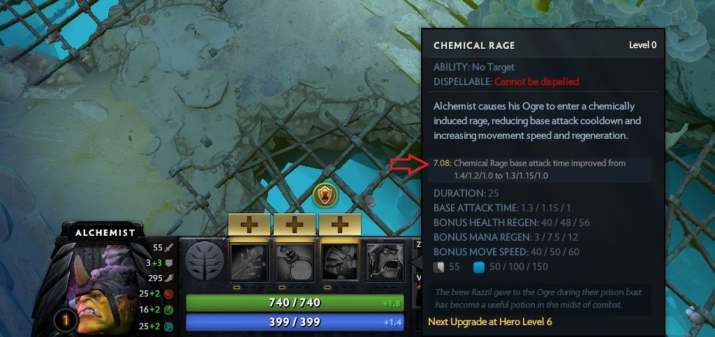 Dota 2 client gets quality-of-life revamp in patch 7 08