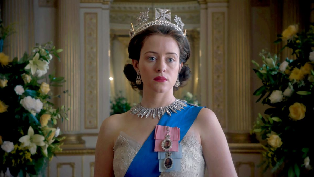 the queen in the crown season 1
