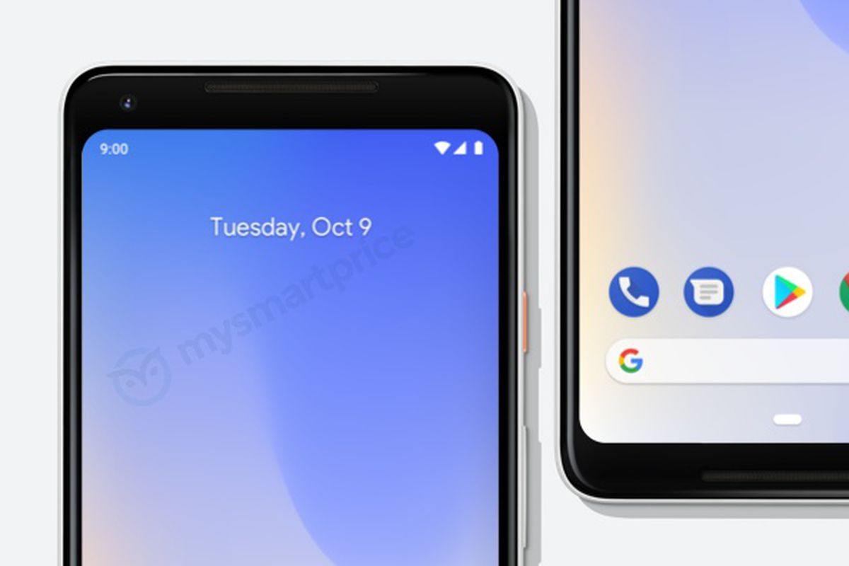 Latest Pixel 3 Leak Shows Camera Scanning A Business Card