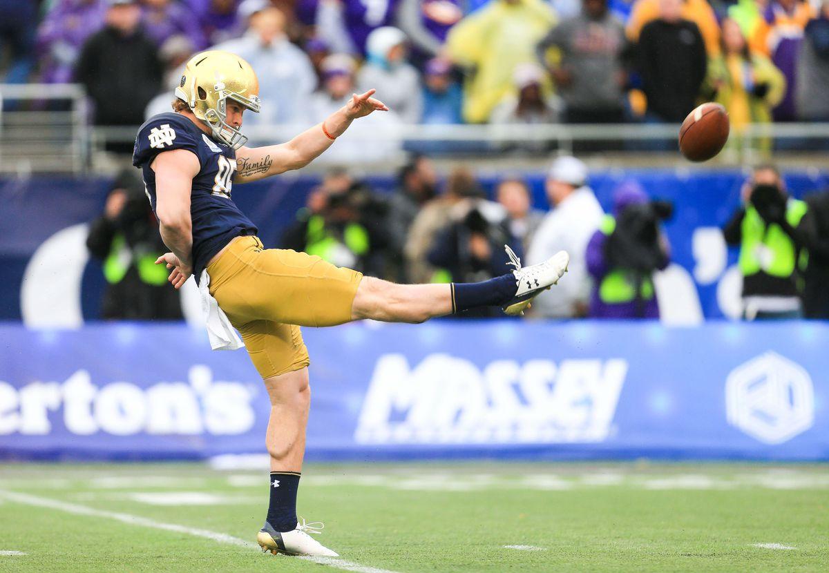 NCAA Football: Citrus Bowl-Notre Dame vs Louisiana State
