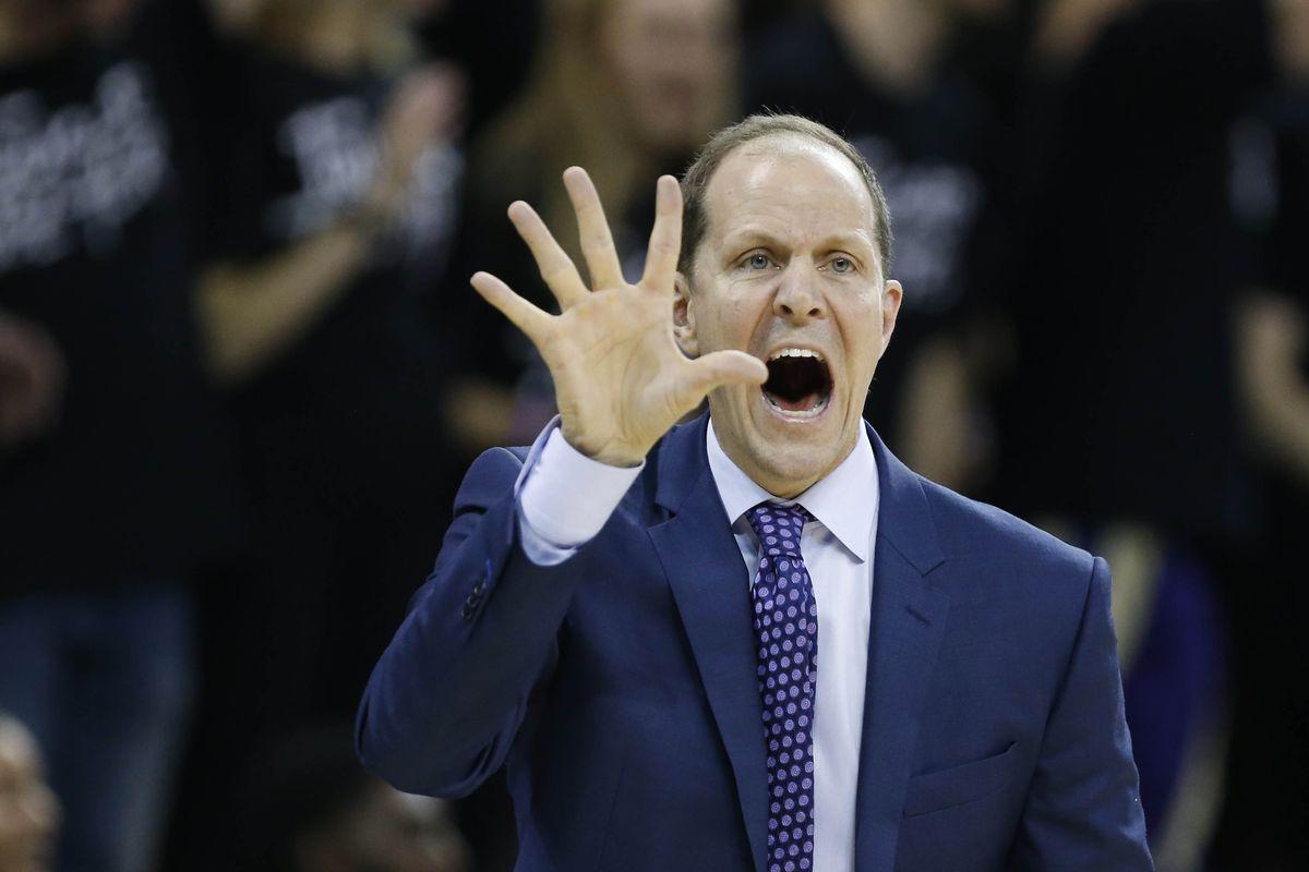 NCAA Basketball: Arizona at Washington