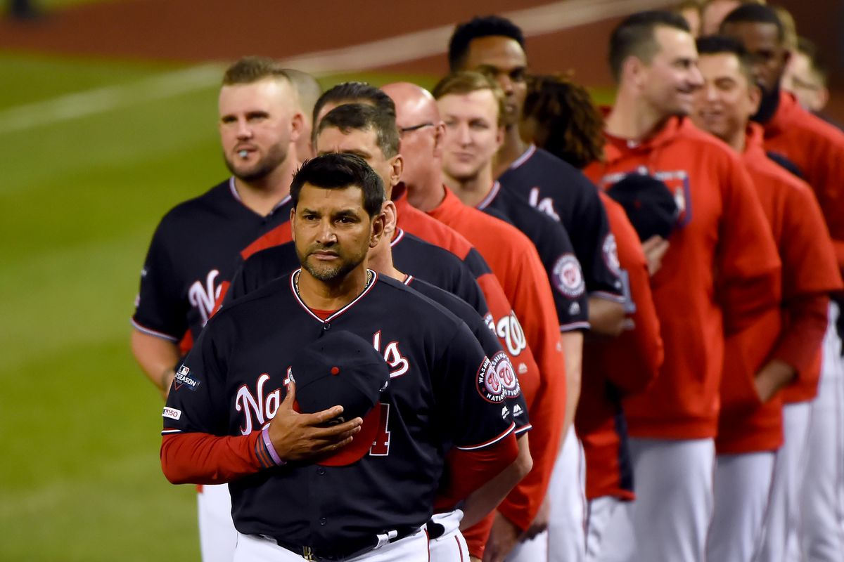 N&N: Washington Nationals should be rested and ready for World Series