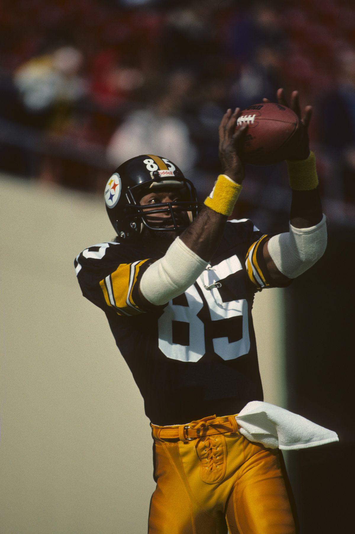 Steelers Calvin Sweeney