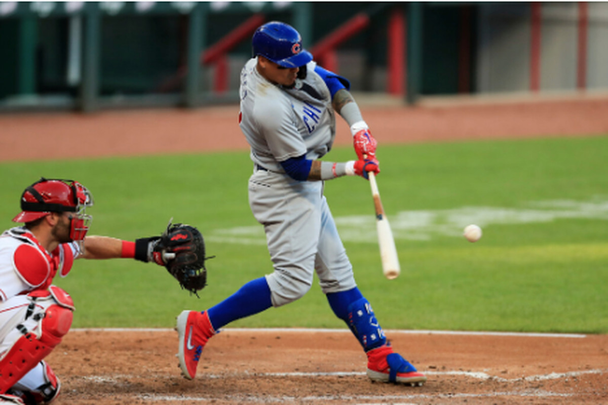 Shortstop Javy Baez and the Cubs have averaged five runs per game in the first 21⁄2 weeks of the season.