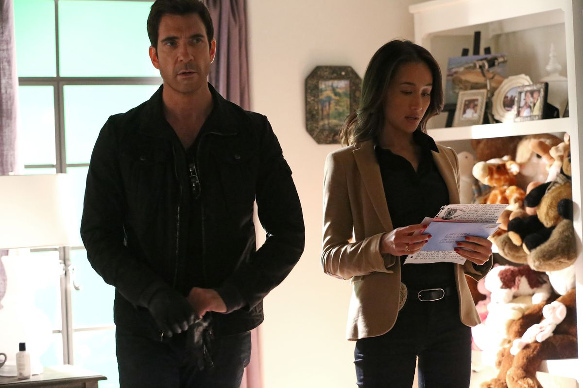 Stalker is a show that glamorizes crime