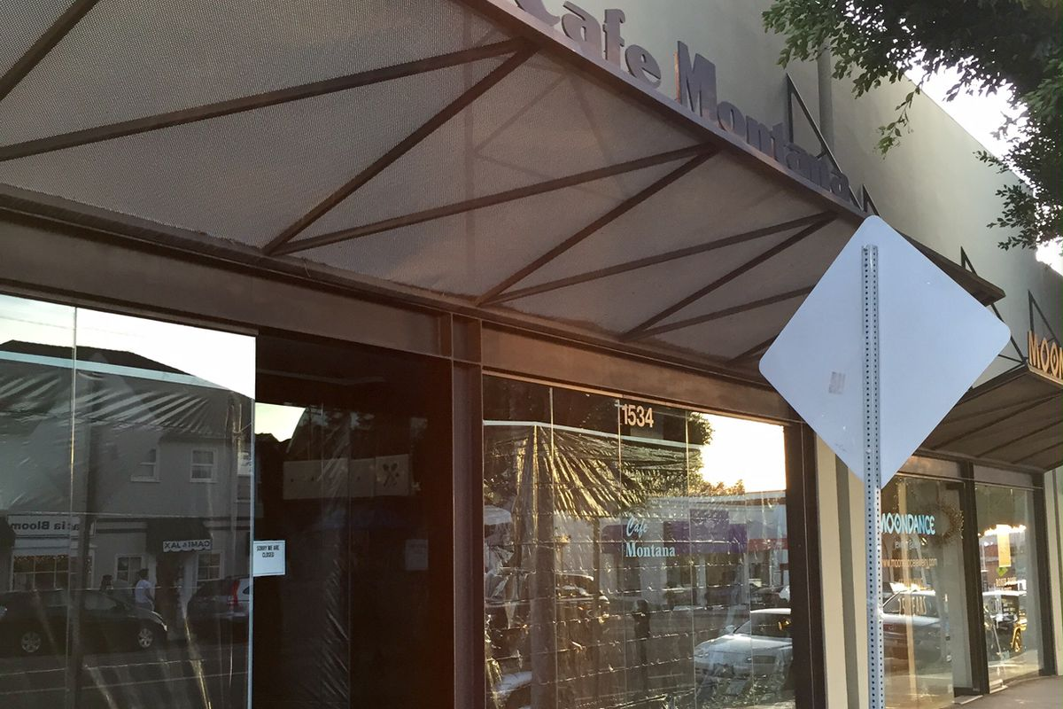Cafe Montana
