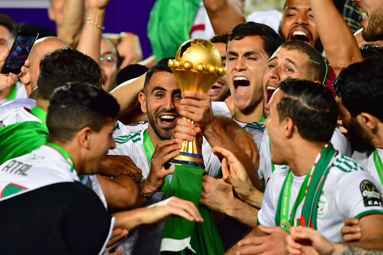 Destiny or not, Algeria's AFCON win came at the perfect time
