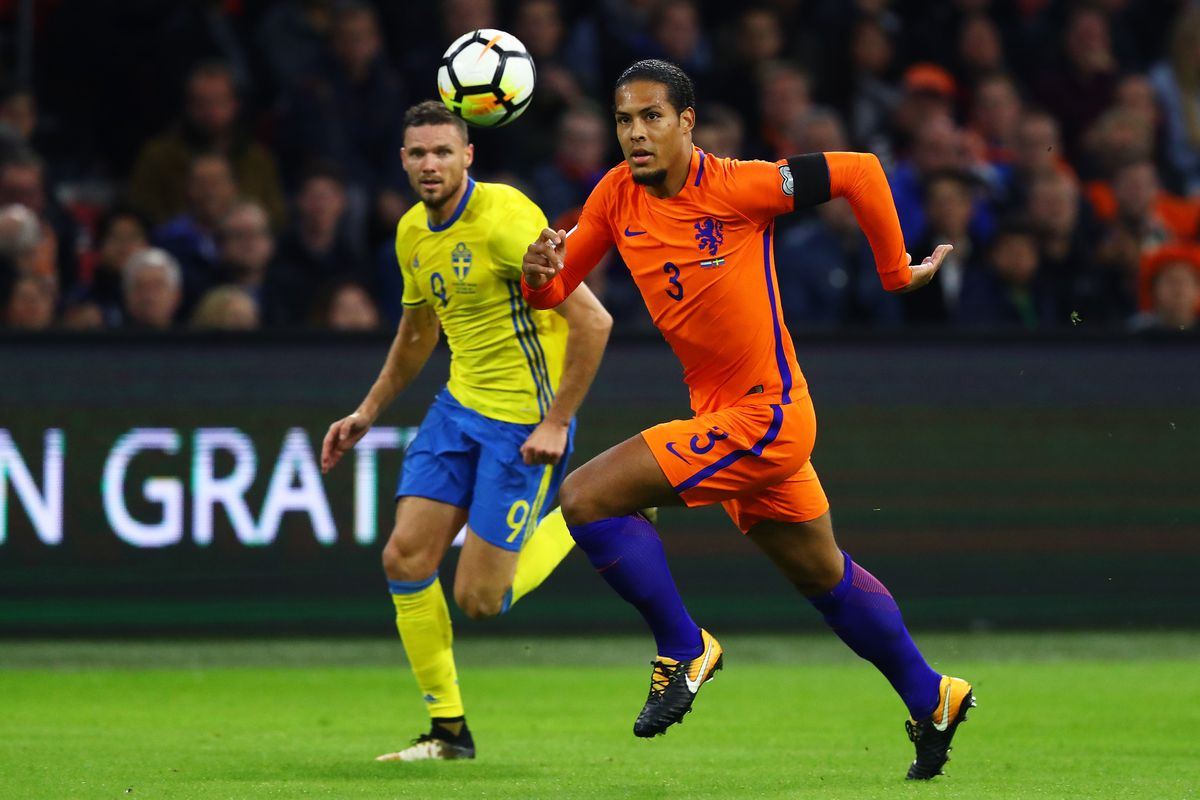 Barcelona to battle Liverpool for Van Dijk