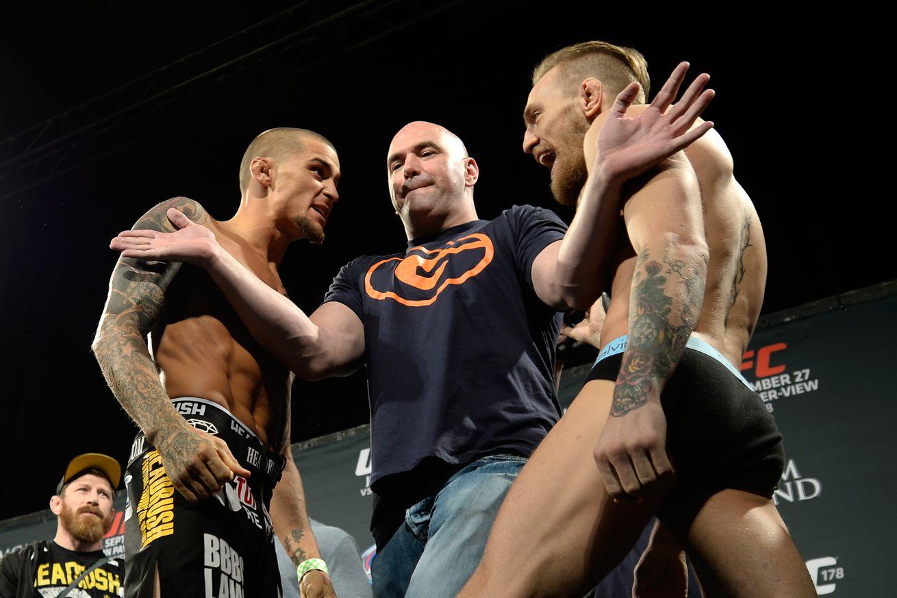 UFC 178 - Weigh-In