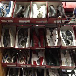 Men's sneakers, $124.50