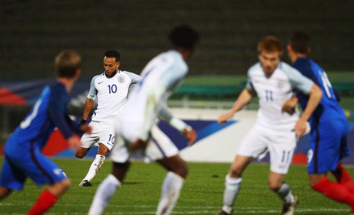 France v England - U21 International Friendly