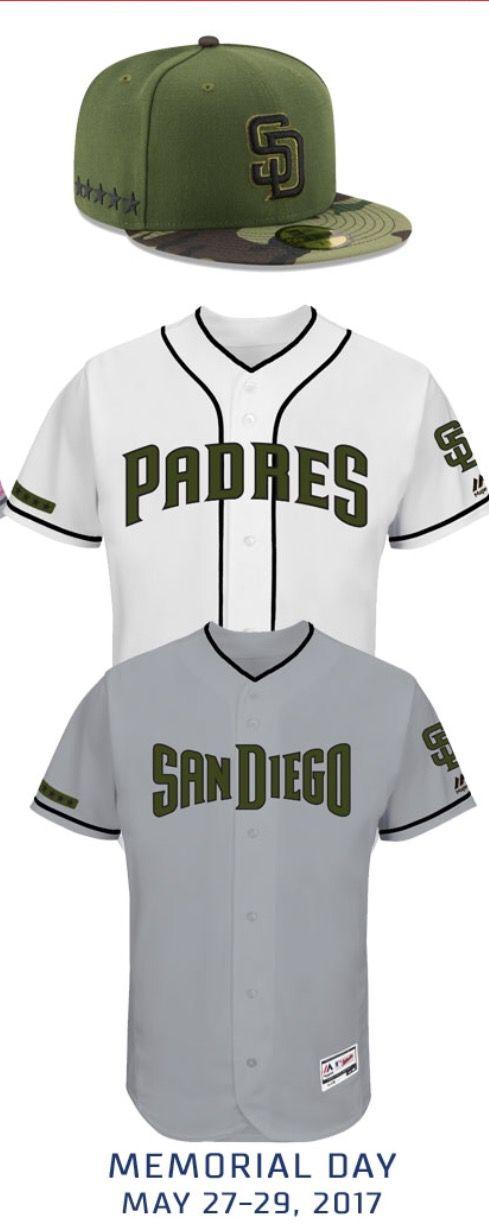 44aa4b773b22c TFHS Closer Look  2017 Padres Memorial Day Hat - Gaslamp Ball