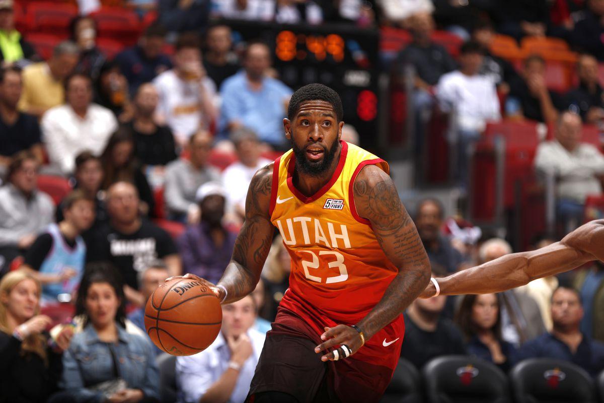 Utah Jazz v Miami Heat