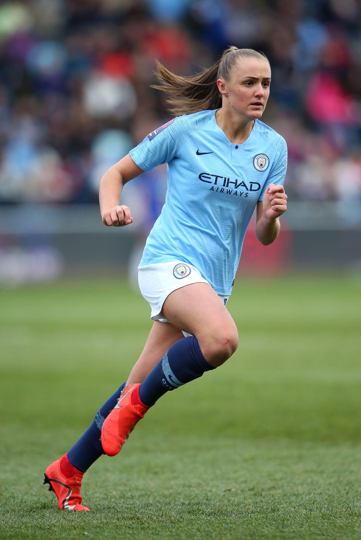 Manchester City Women v Chelsea Women - Women's FA Cup Semi Final