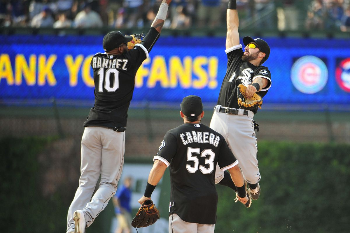 the best attitude 3bf64 75c36 Podcast: First half grades for the White Sox - South Side Sox