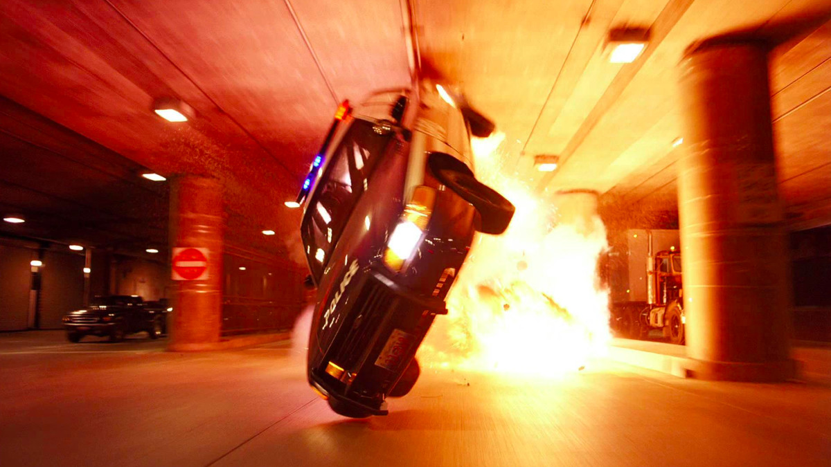 Dark Knight chase scene: did Nolan break the biggest film