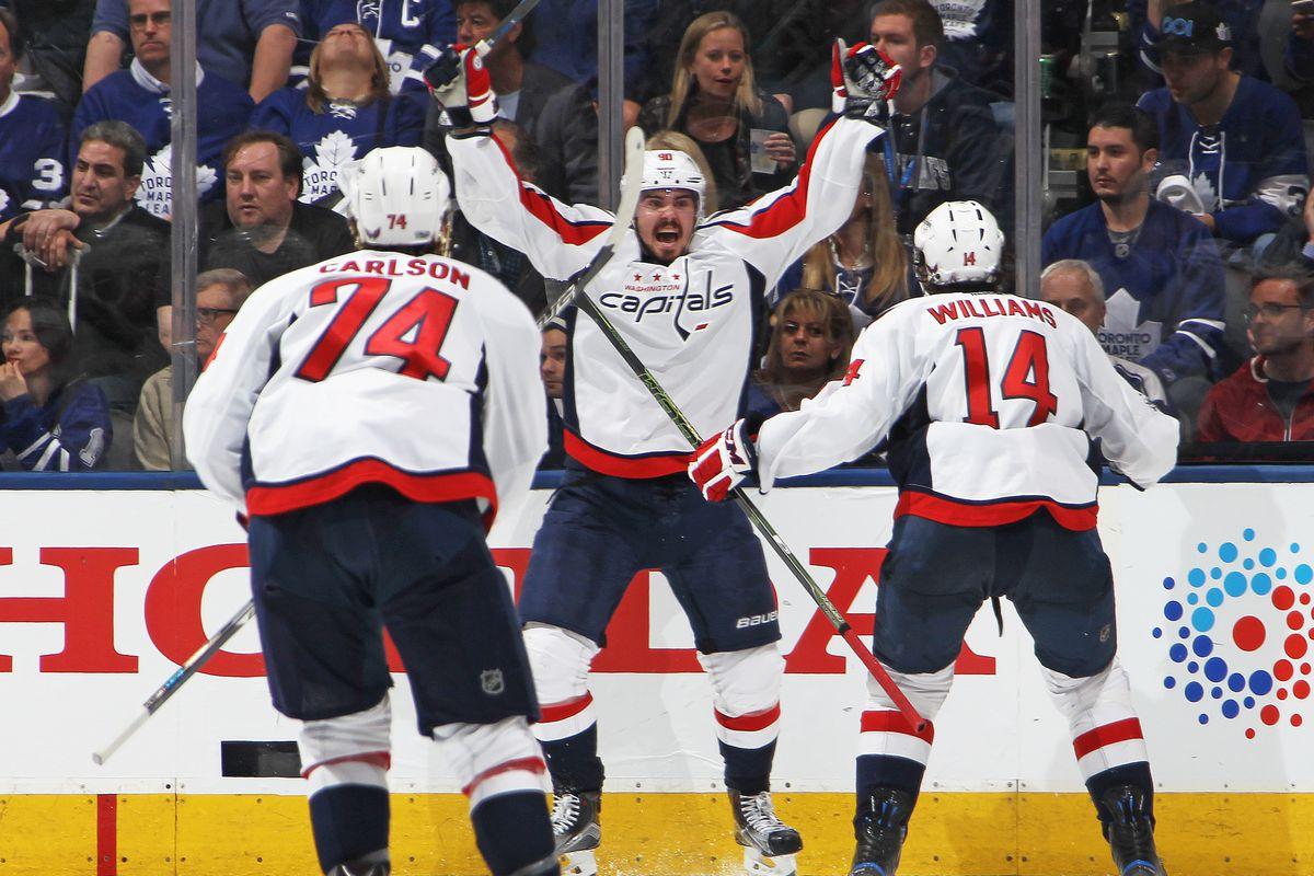 Washington Capitals v Toronto Maple Leafs - Game Six