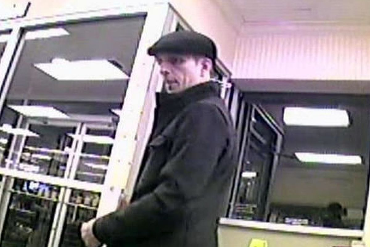 This guy stole a Wawa ordering terminal.