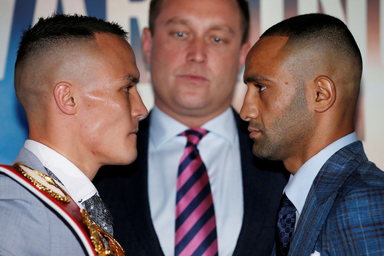Warrington v Galahad presser 12.06 1024x650.0 - Staff picks: Warrington vs Galahad
