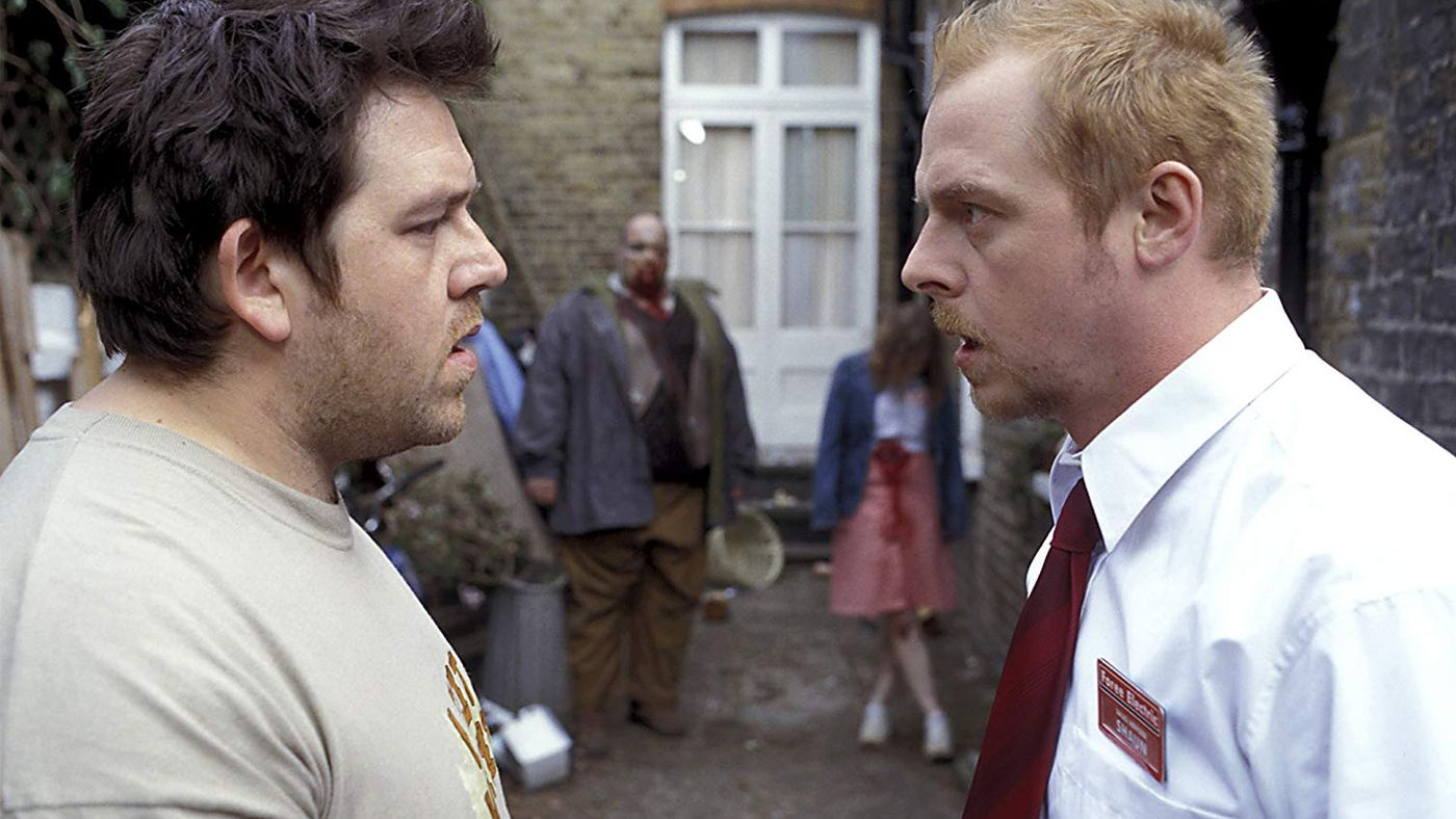 Simon Pegg And Nick Frost Are About To Hunt Some Ghosts