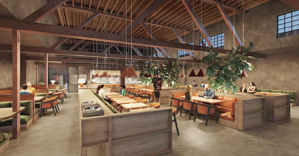 A new restaurant and rooftop bar from the E.P. & L.P. crew is coming to Hollywood