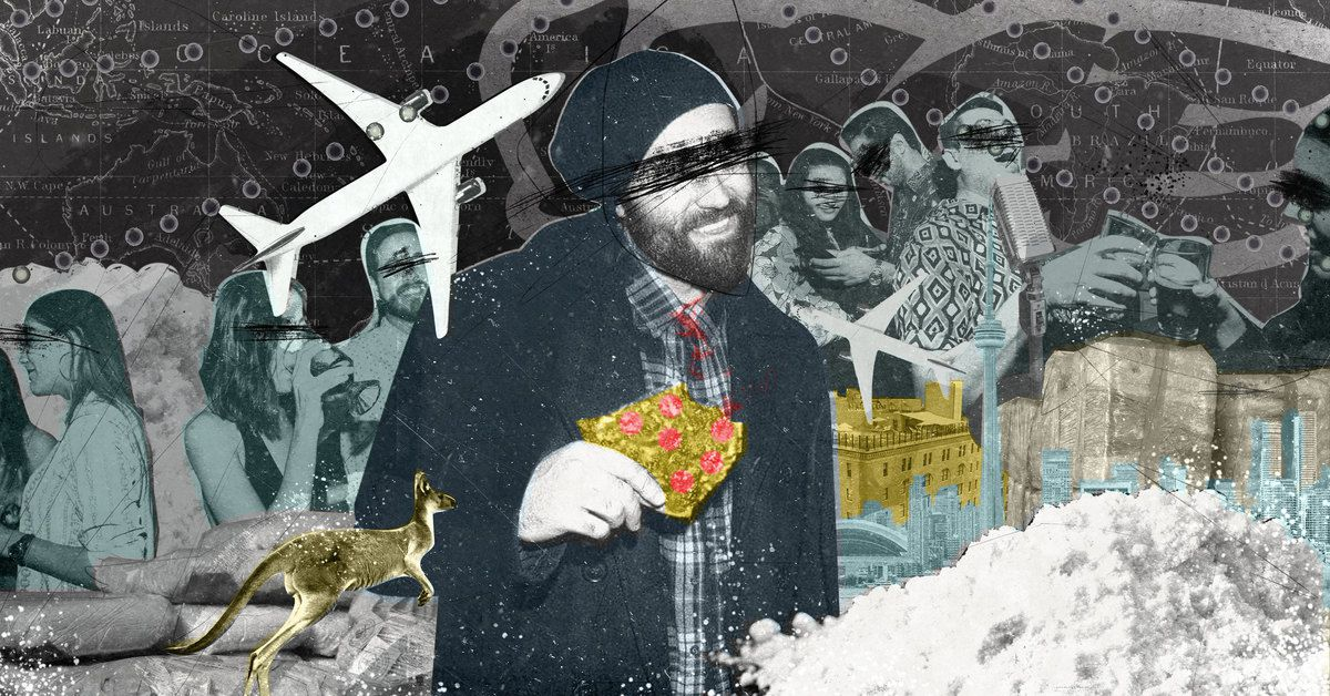 'Worked At Vice Then Went To Jail': Inside a Canadian Hipster Drug Ring