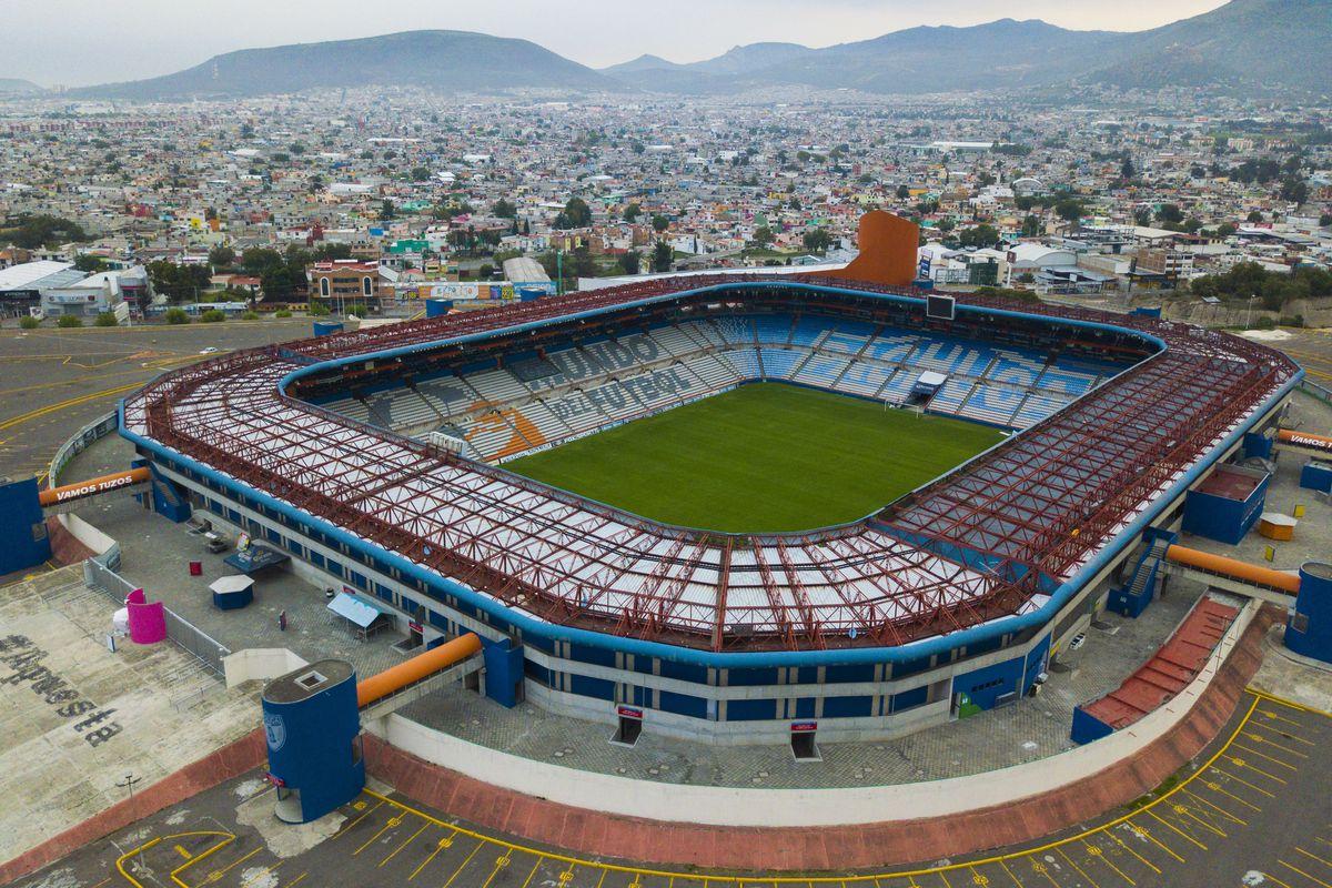 General Views Of Miguel Hidalgo Stadium