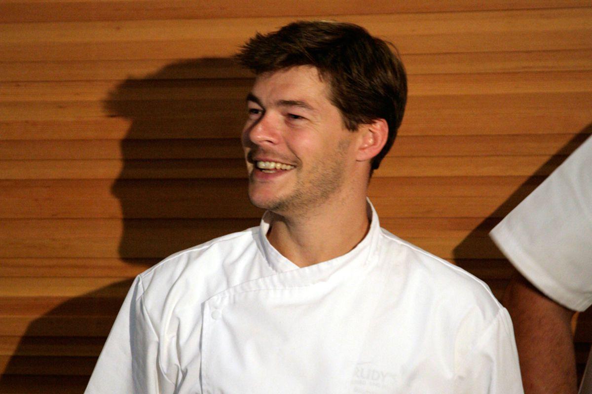 Chef Scott Anderson.