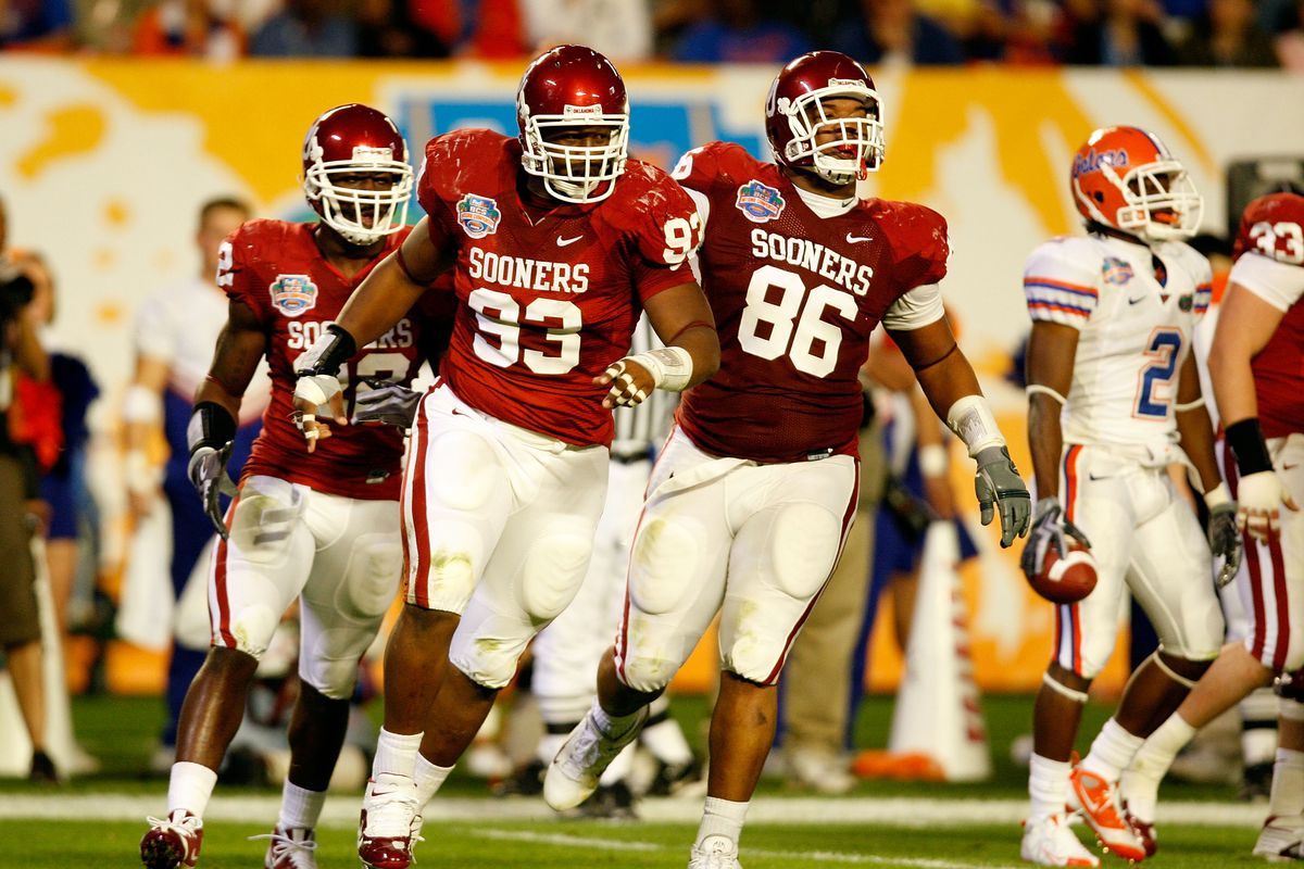Oklahoma Football: Gerald McCoy pumps up the Sooners prior ...