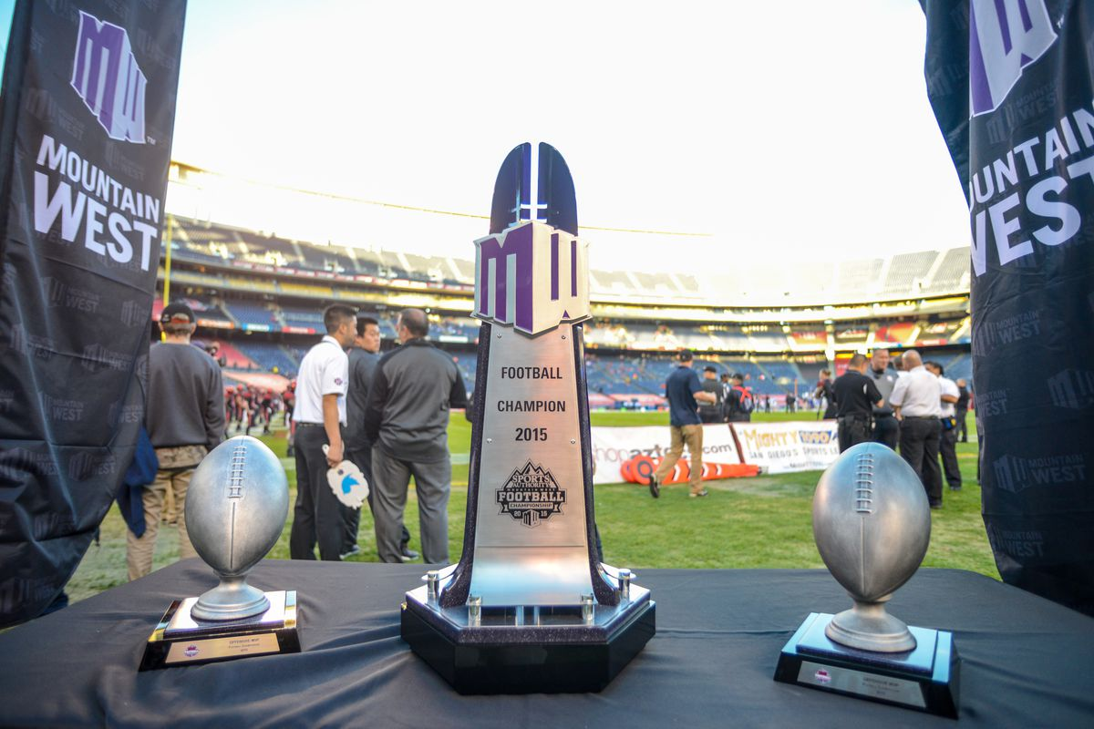 Mountain West Championship - Air Force v San Diego State