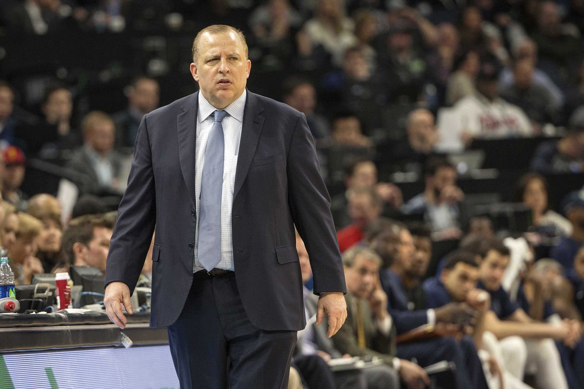 A look at how Tom Thibodeau's defensive scheme holds the