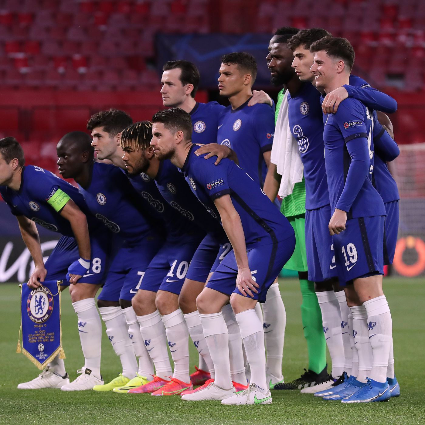 Chelsea Fans Preferred Lineup Against Manchester City No Changes From Porto Match We Ain T Got No History