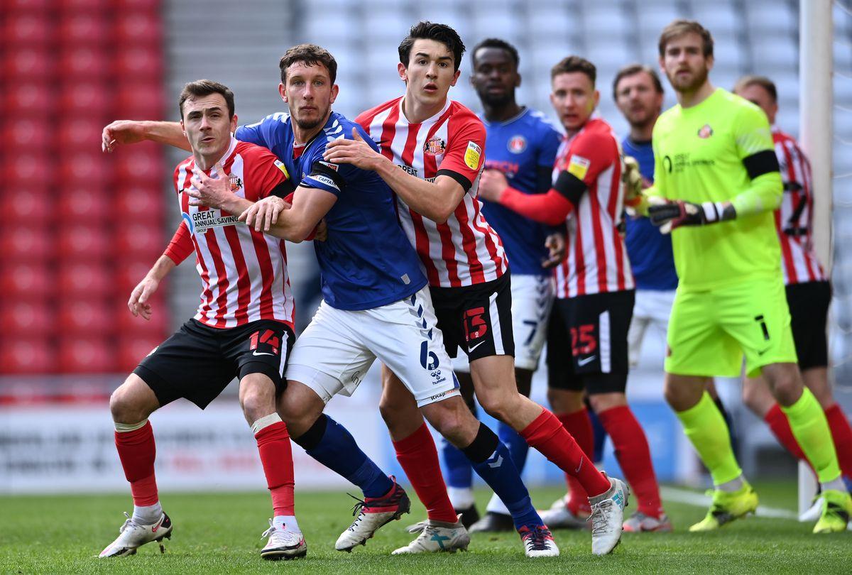 Sunderland v Charlton Athletic - Sky Bet League One
