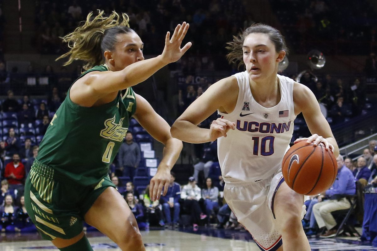 UConn Women's Basketball: Molly Bent Provides Unlikely Spark