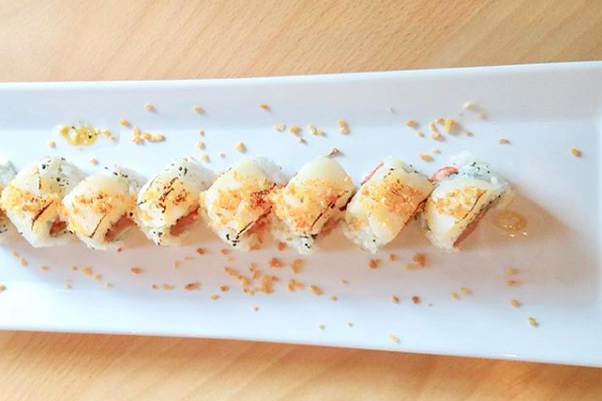 Mikasa has opened in the former Sudra space in St. Johns, serving maki rolls and bowls of ramen