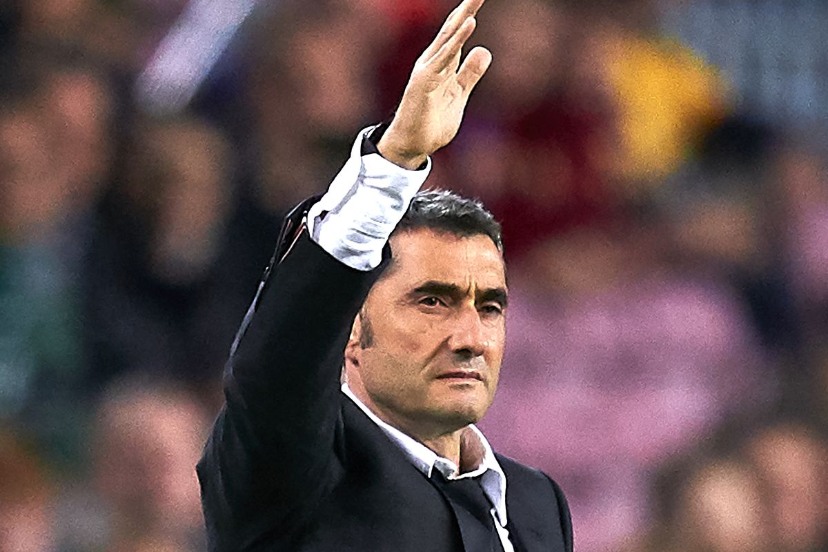 Ernesto Valverde says 'anything is possible' with Lionel Messi