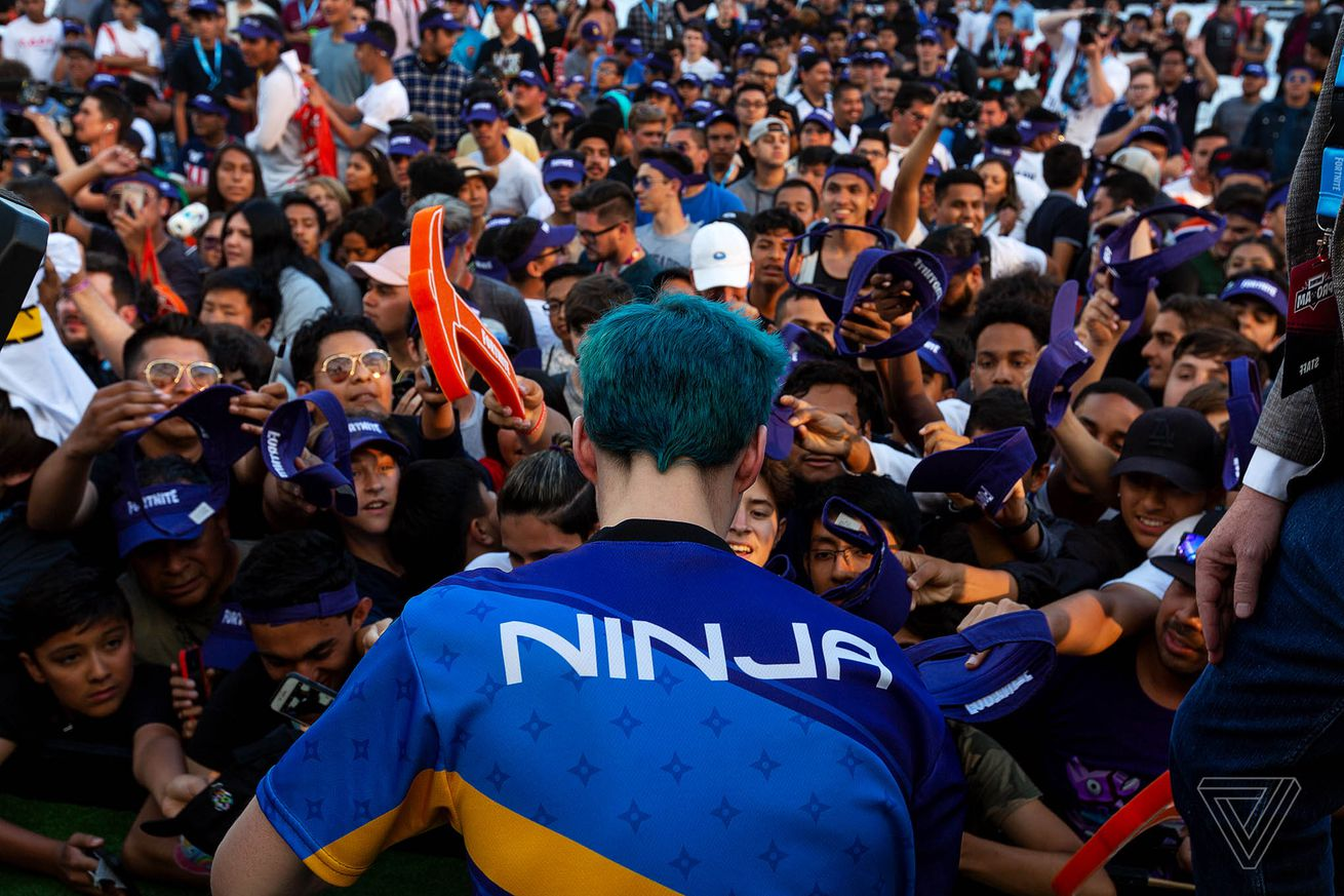 fortnite star ninja is getting his own 12 hour new years eve broadcast in times square