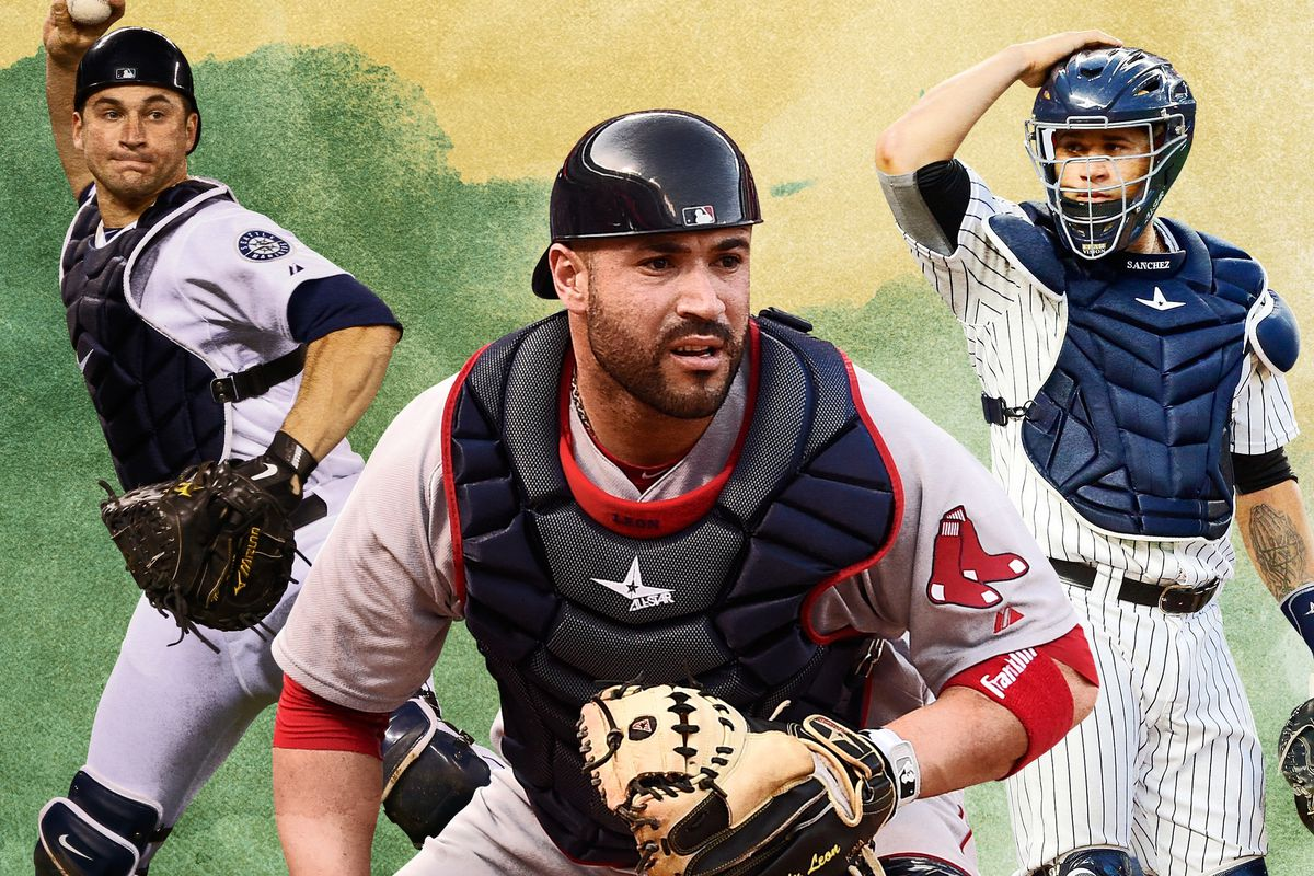"""76f8c3584768e3 August Is """"Your Catcher Turns Into Johnny Bench"""" Month - The Ringer"""