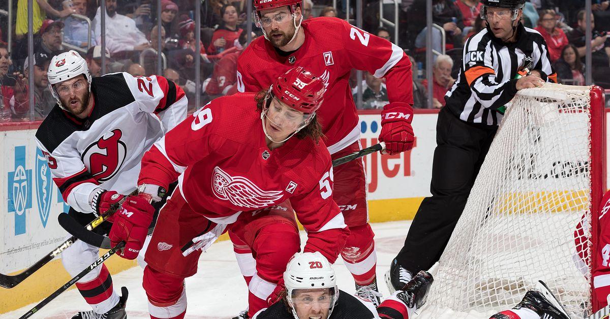 Gamethread: Red Wings vs Devils