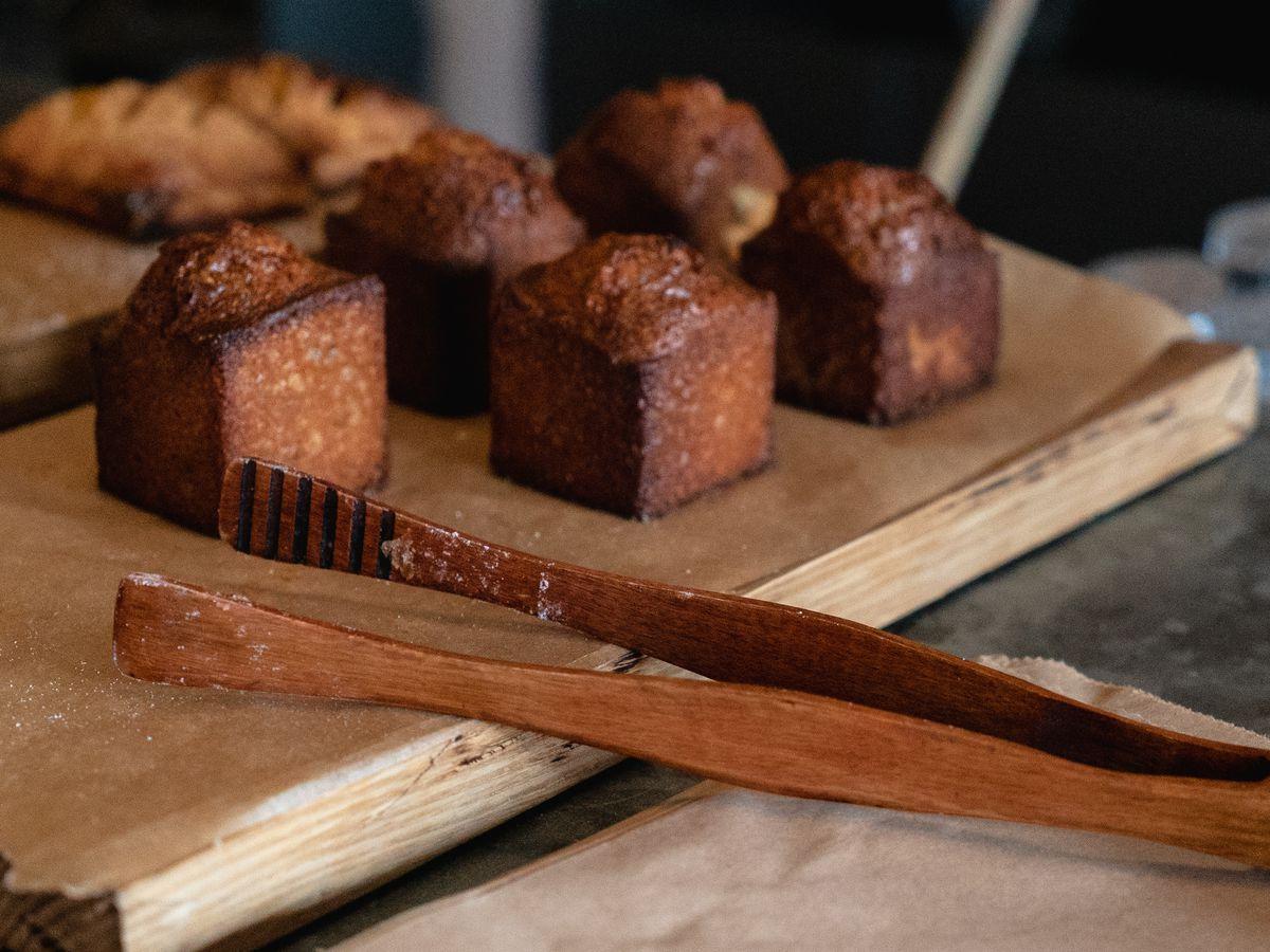 Cakes at Jolene, London's coolest bakery