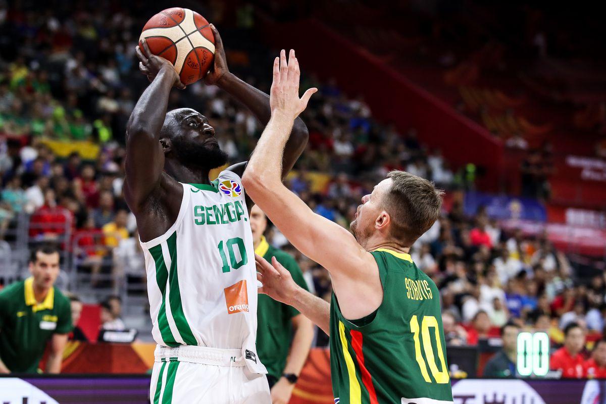 Senegal v Lithuania: Group H - FIBA World Cup 2019