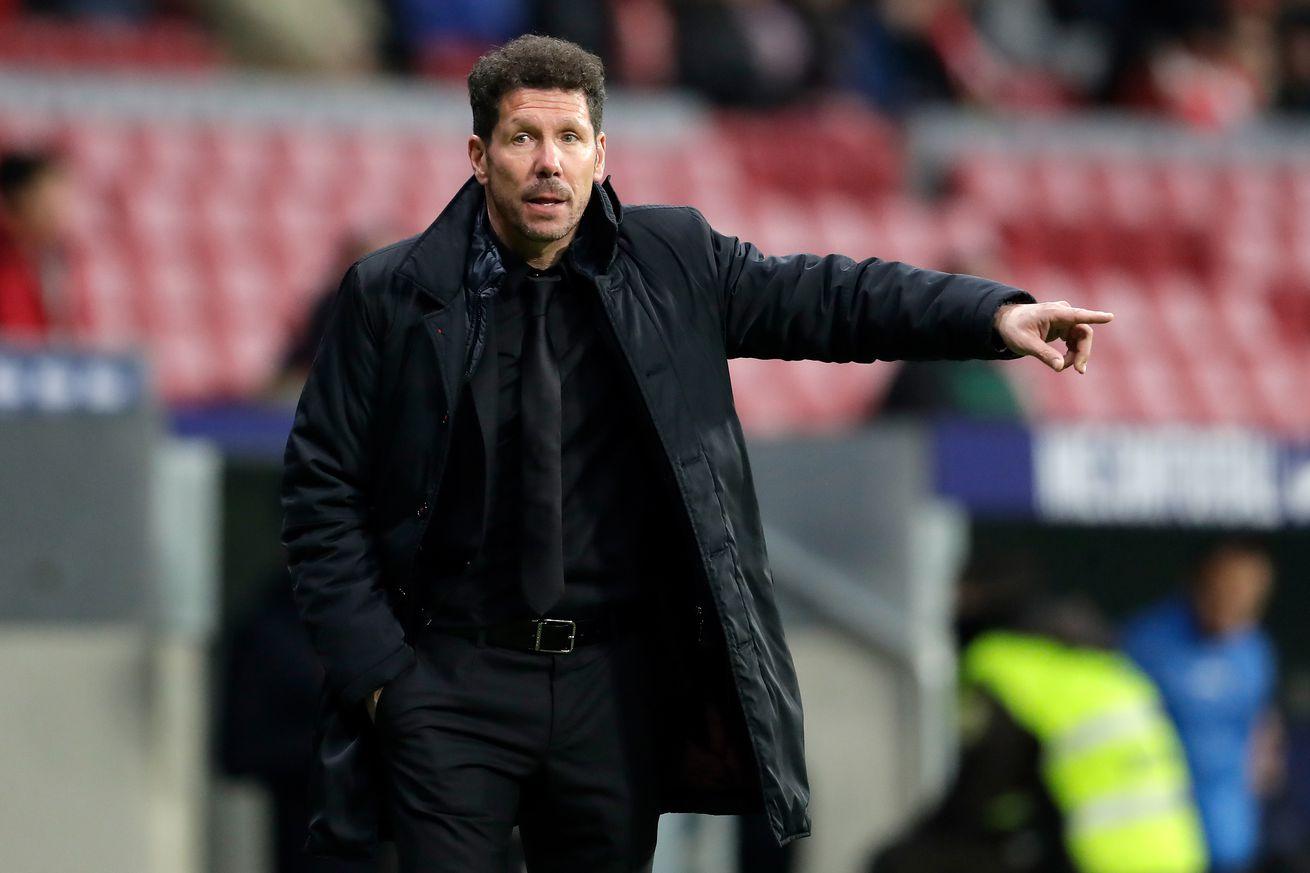 Atlético Madrid 3-0 Lleida Esportiu: Post-match comments