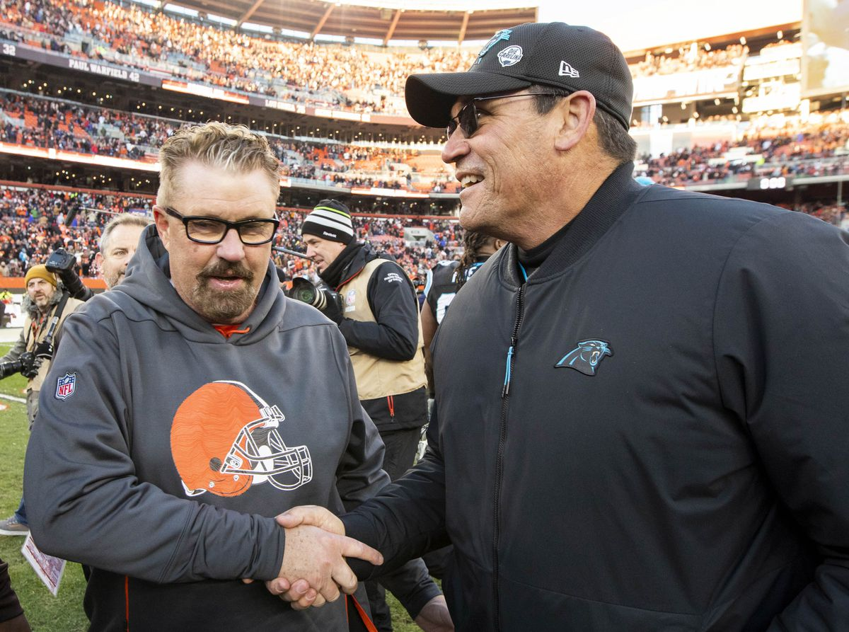 NFL: Carolina Panthers at Cleveland Browns