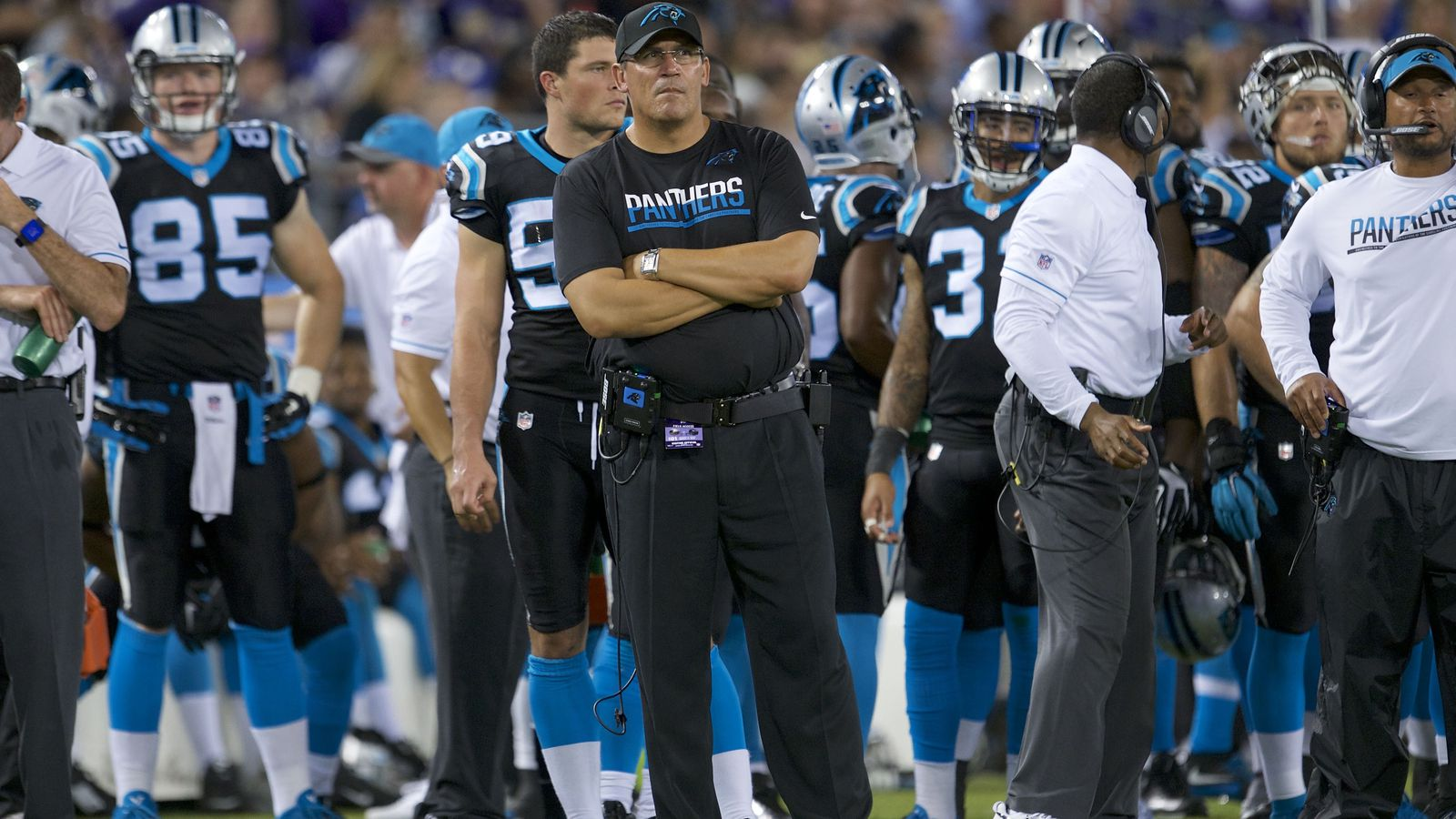 Panthers At Titans Game Time Tv Schedule Online